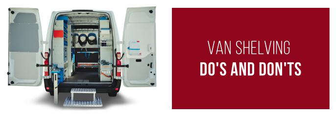 plumbing van organization: racking, shelving & storage ideas Storage Ideas Van